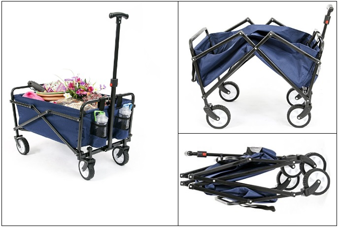folding-wagon-for-carrying-groceries Best Folding Wagon For Groceries