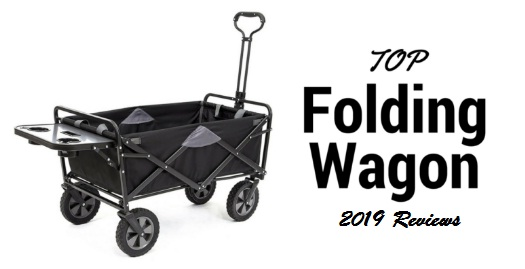 Top-Best-Folding-Utility-Wagon-2019-Reviews