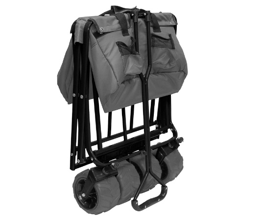 best-grey-folding-wagon-review