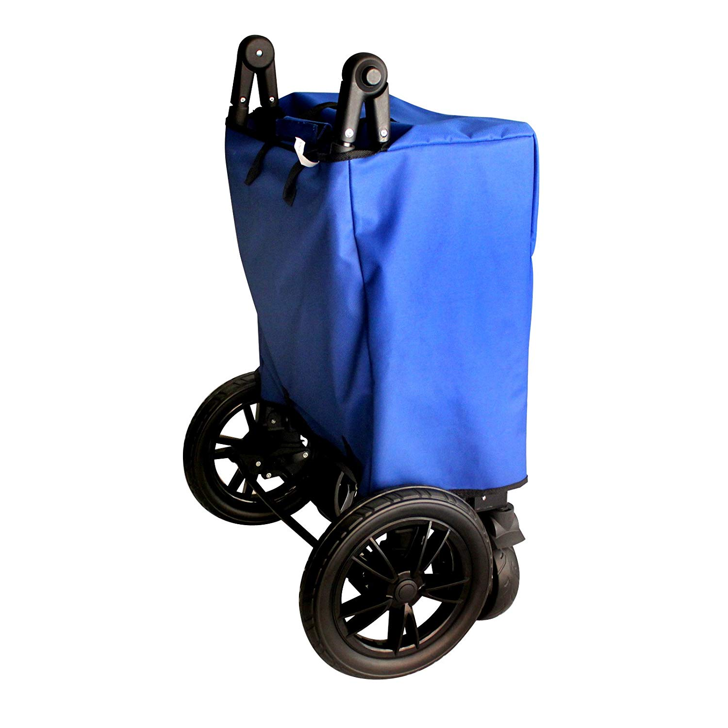 buy-blue-foldabe-wagon-with-canopy