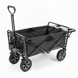 best folding wagon with table